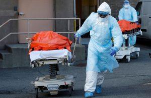 В России зафиксировано максимальное число смертей от COVID-19