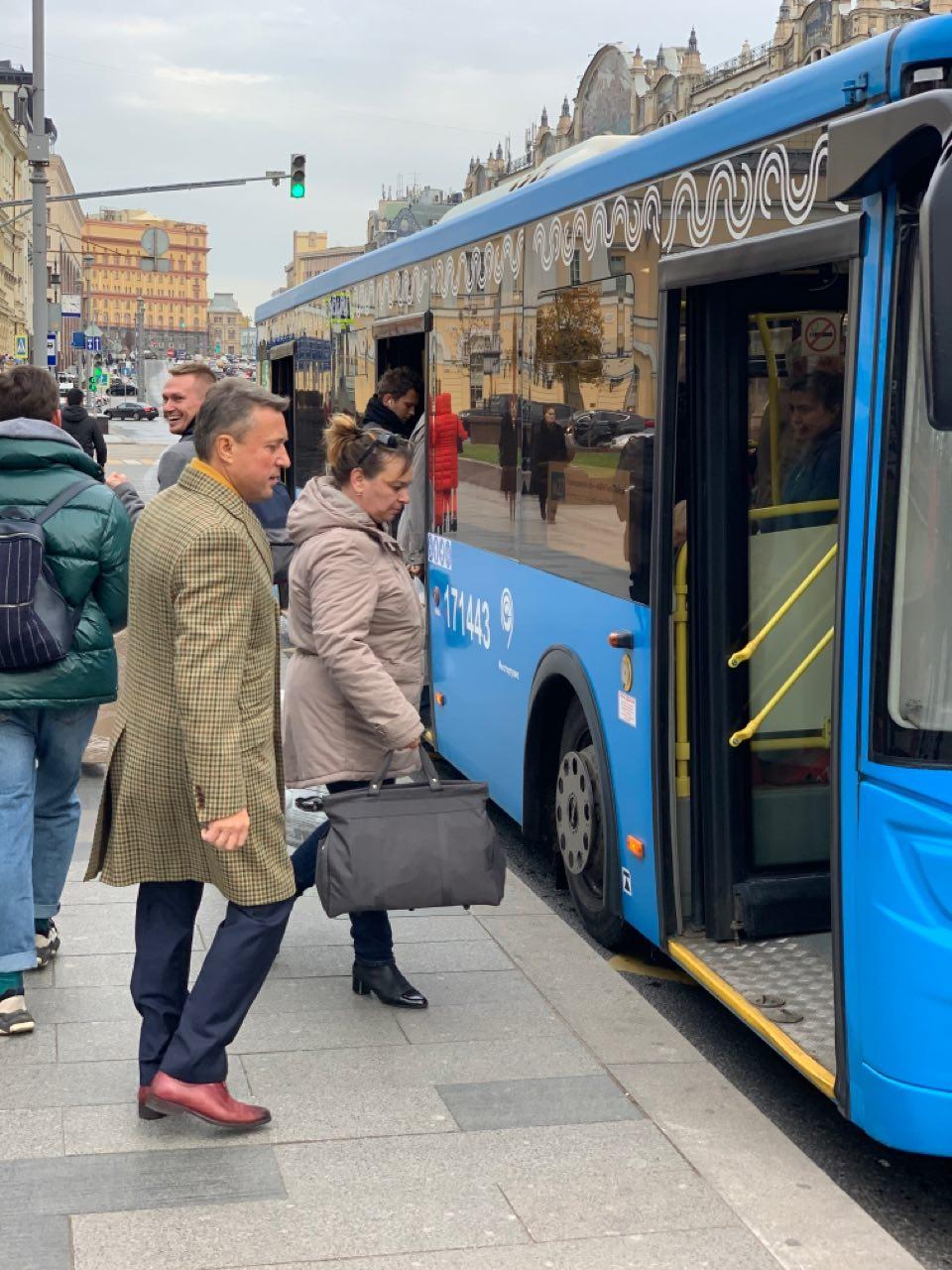 Пересадки в наземном транспорте столицы стали бесплатными