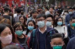 В Китае зафиксировали новую вспышку COVID-19