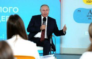 Население России могло бы составить 500 млн, если бы не исторические события – Путин