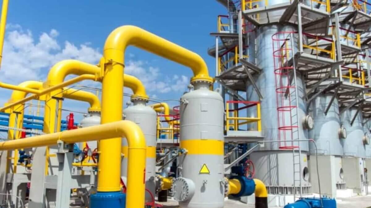 Цена газа в Европе побила все рекорды