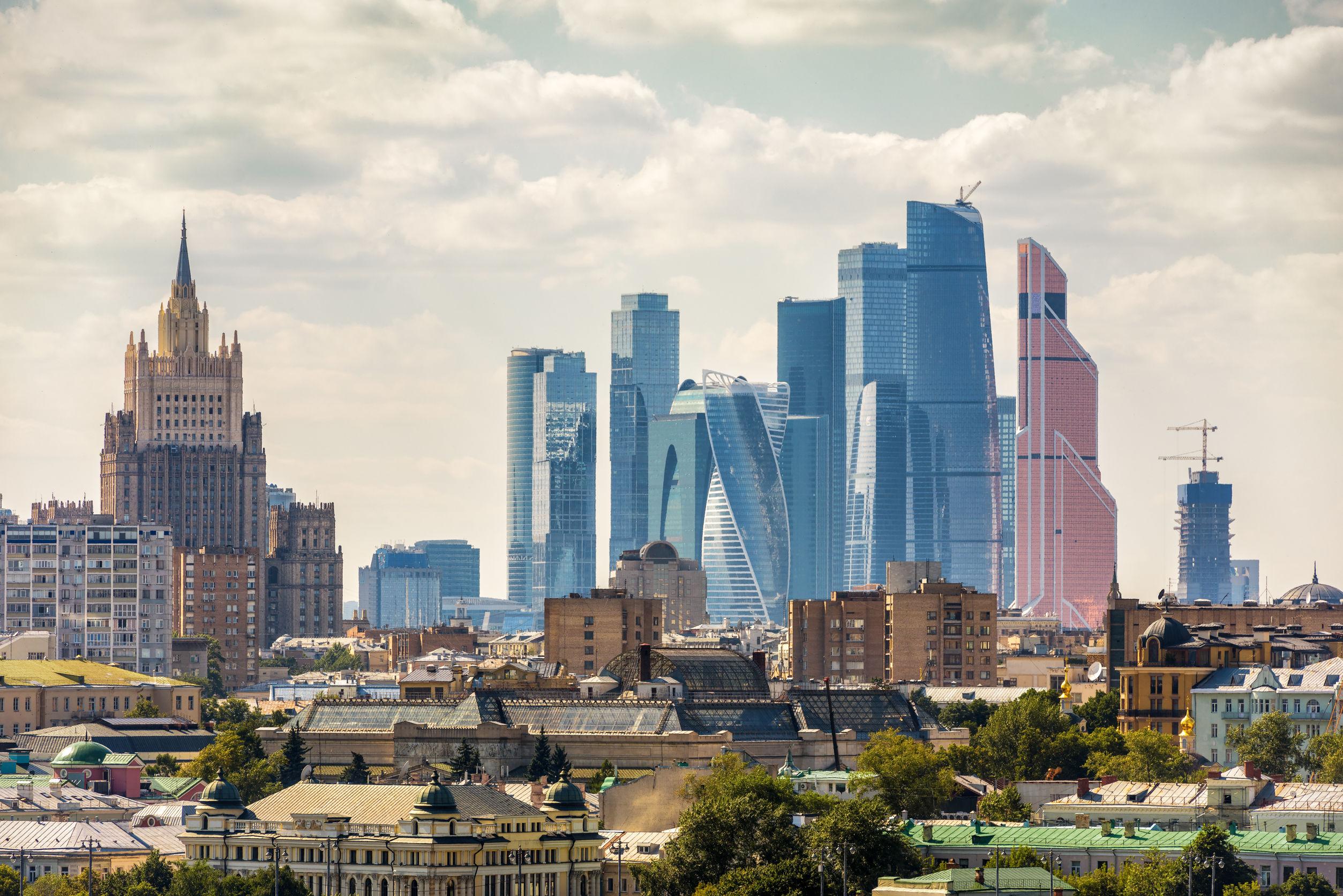В Москве выросло количество сделок с жильем