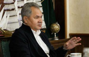 Сергей Шойгу рассказал о планах создания промышленного центра в Сибири