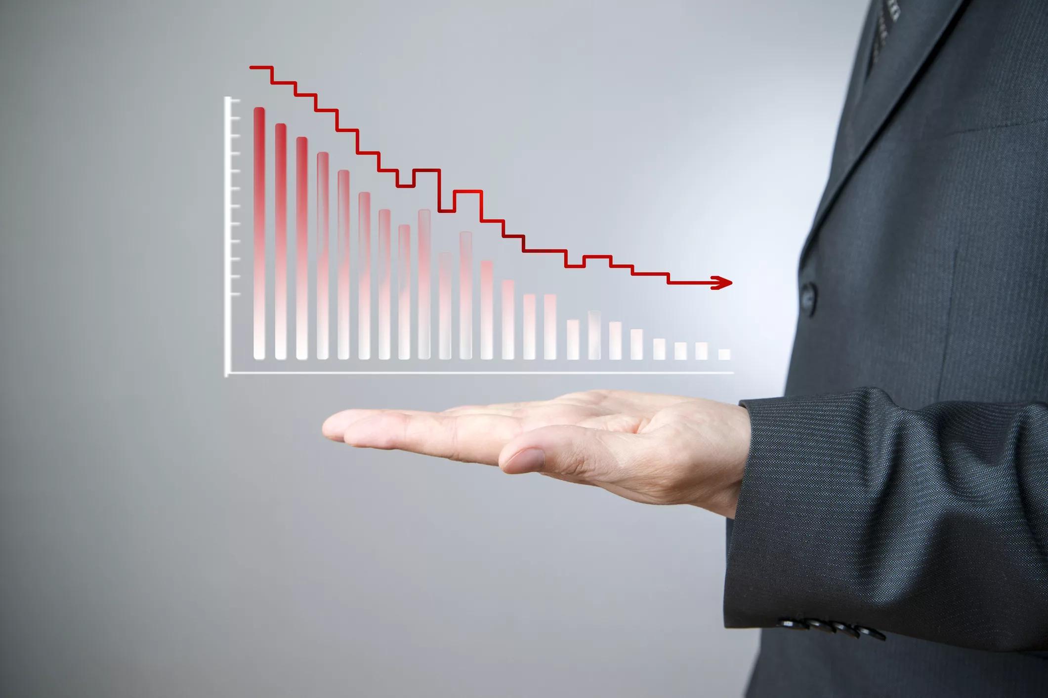 Количество компаний, работающих в убыток, сократилось до минимума