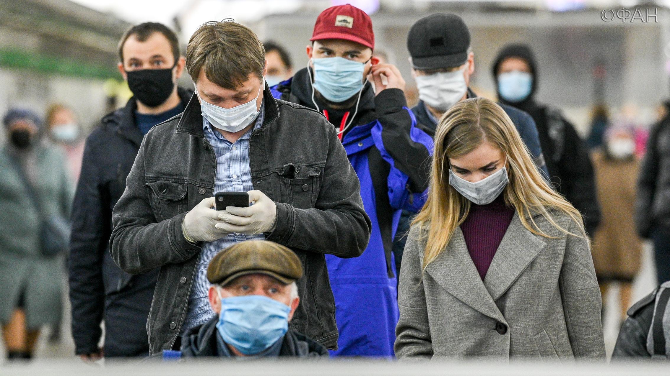 Количество инфицированных COVID-19 в России превысило 7 миллионов