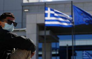 В Греции расширили ряд ограничений для непривитых от COVID-19