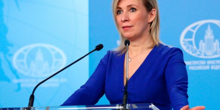 Захарова ответила на призыв Минобороны Германии к использованию ядерного оружия против России
