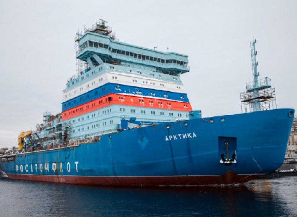 Для защиты торгово-экономической зоны Севморпути будет создан Арктический ВМФ