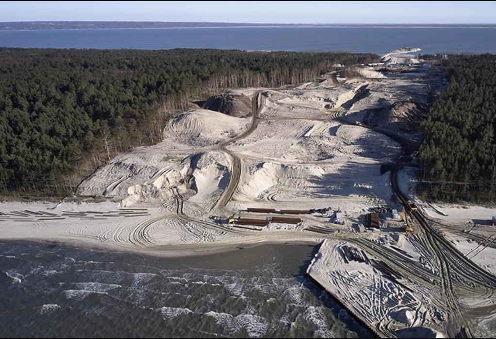 Новый канал в Польше через Балтийскую косу усилит позиции в России
