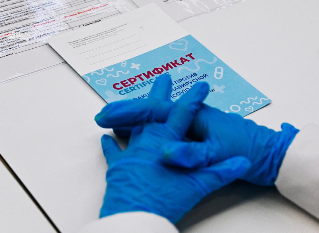 В Челябинской области выделили 288 млн рублей на поощрение медиков, способствующих вакцинации от коронавируса