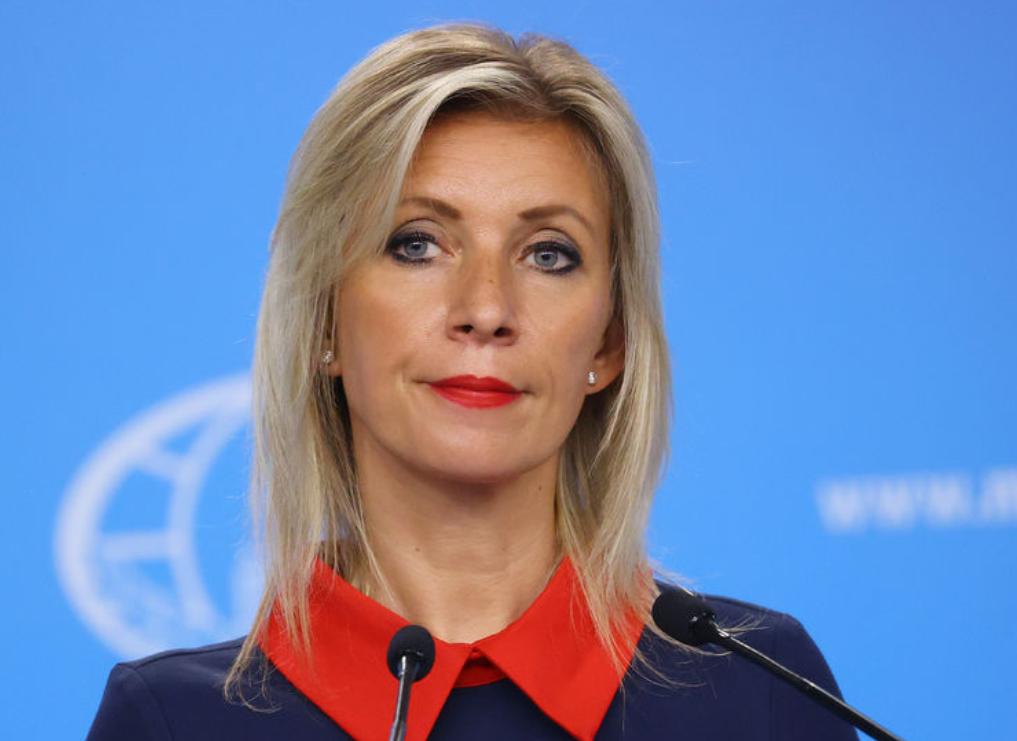Захарова прокомментировала инициативу совместных военных учений Украины и ЕС