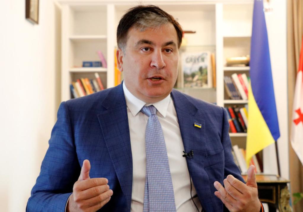 Саакашвили не согласен с обвинениями, ставшими причиной его задержания в Грузии