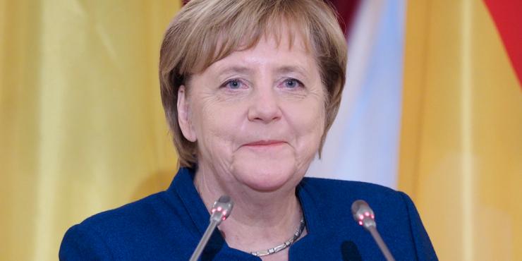 Меркель заявила о поддержке Германией и Турцией жителей Афганистана