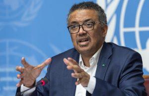 Глава ВОЗ Гебрейесус заявил о наличии всех инструментов для победы над пандемией