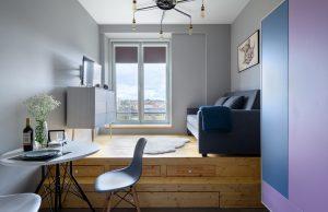 В Москве появились квартиры площадью до 10 квадратных метров