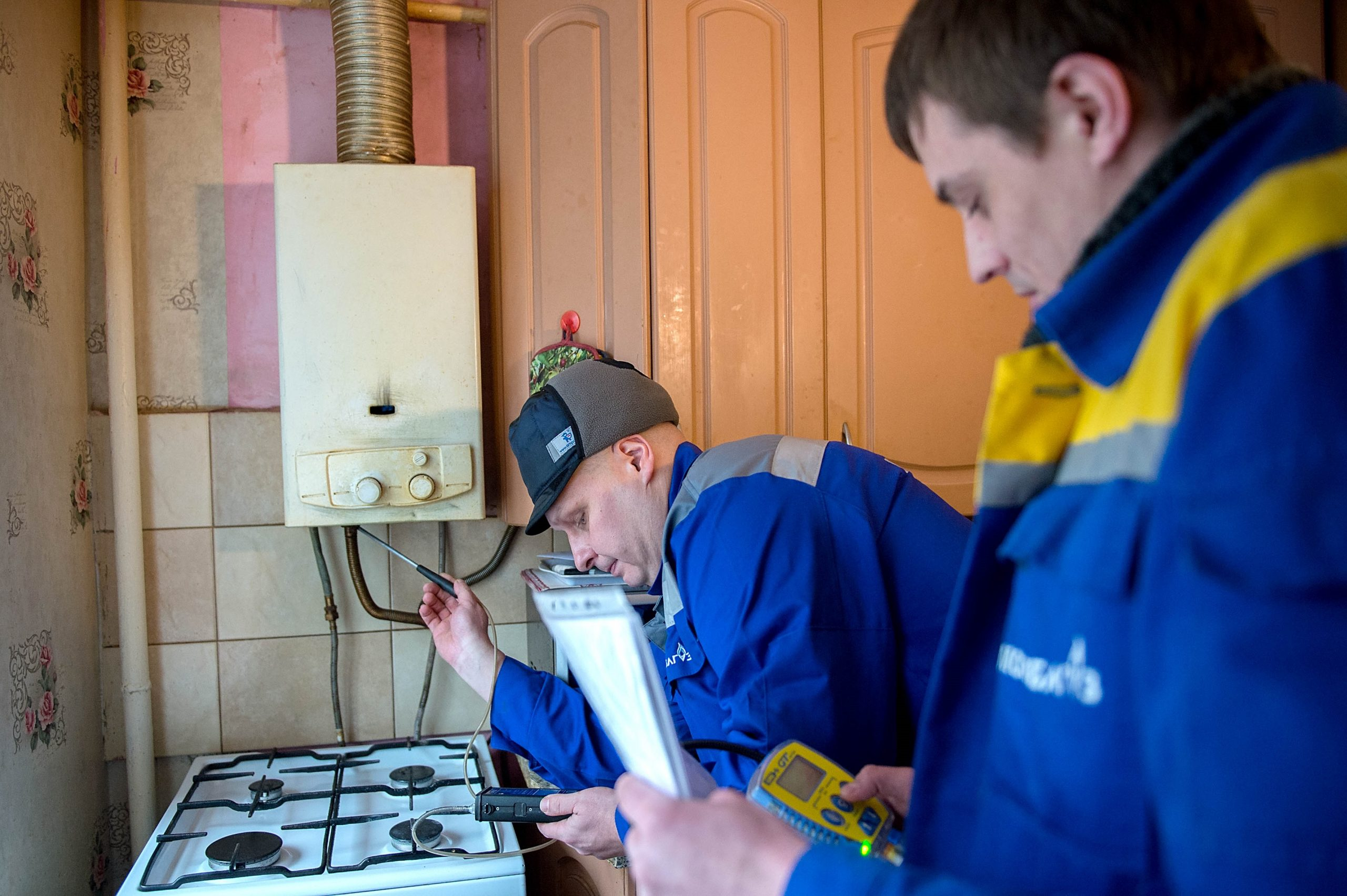 В Москве проходят внеплановые проверки газового оборудования