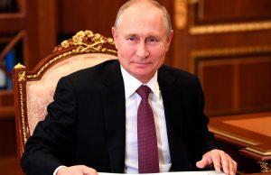 Путин объявил нерабочие дни с 30 октября по 7 ноября с сохранением зарплаты