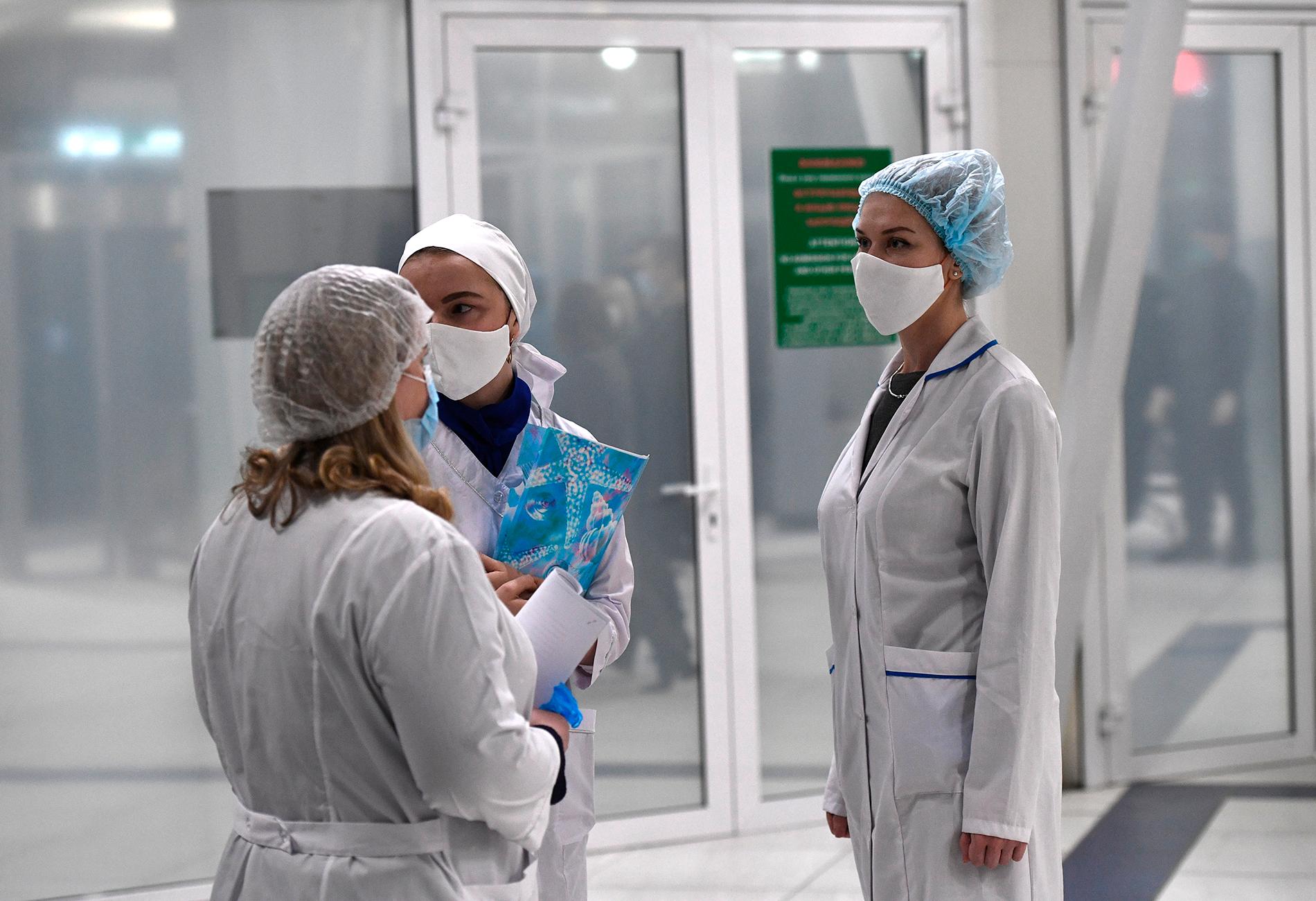 Регионы вводят дополнительные карантинные меры в связи с ростом заболеваемости COVID-19